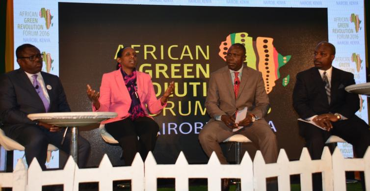 Grow Africa and AGRA sign agreement to collaborate on value-chain projects