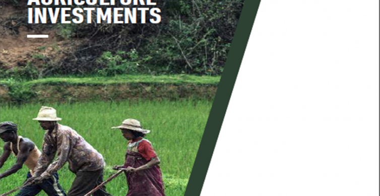 GROW AFRICA CASE STUDY - INTERVALLE'S PUBLIC-PRIVATE PARTNERSHIP MODEL: THE CASE OF RICE PRODUCTION IN COTE D'